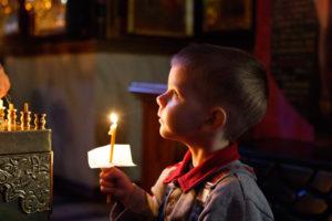 Будьте «как дети» (Мф. 18: 3), «ибо таковых есть Царствие Божие» (Мк. 10: 14).